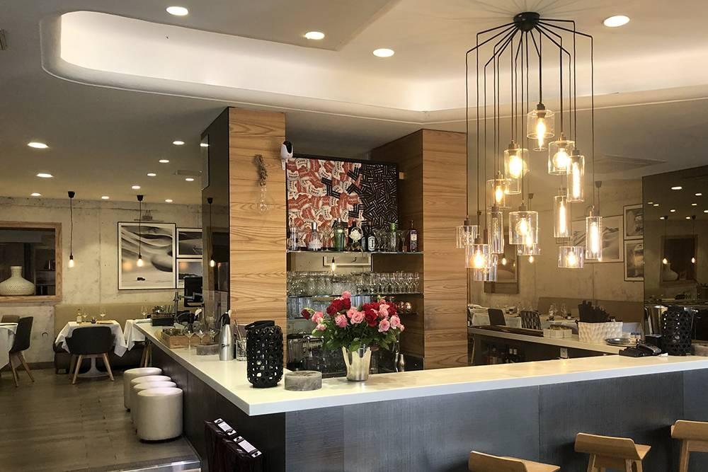 Côté Lounge - Restaurant Nice